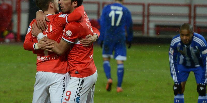 Spartak Moskova gol şov yaptı