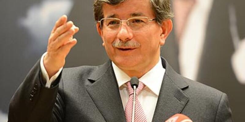 Ahmet Davutoğlu gensorusuna ret