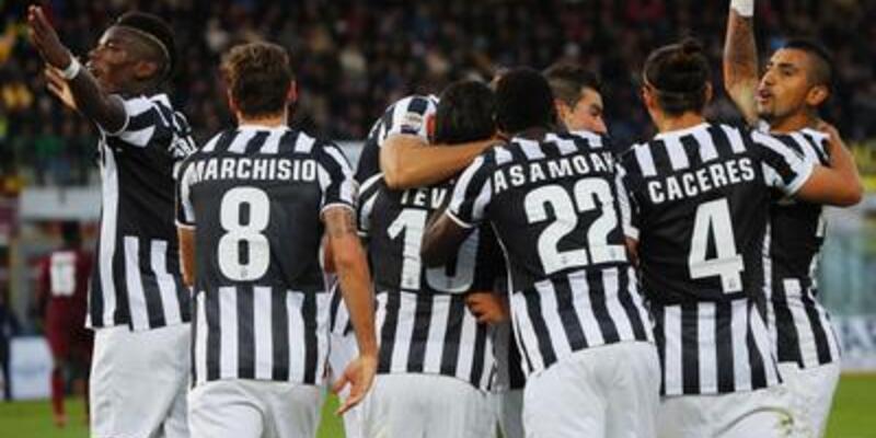Juventus liderliği aldı
