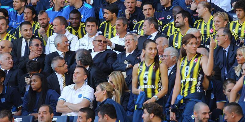Fenerbahçe'de büyük buluşma