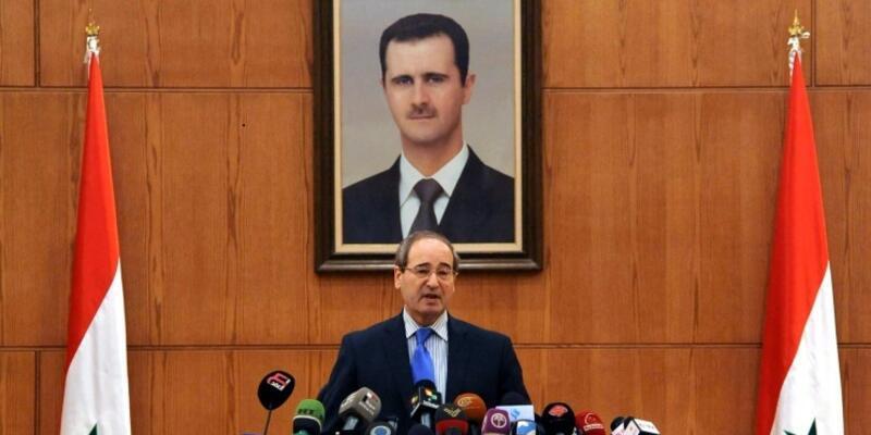 """Suriye'de """"kimyasal""""da yardım istedi"""