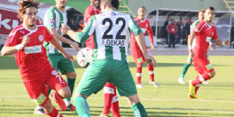 T. Konyaspor - MP Antalyaspor: 2-0