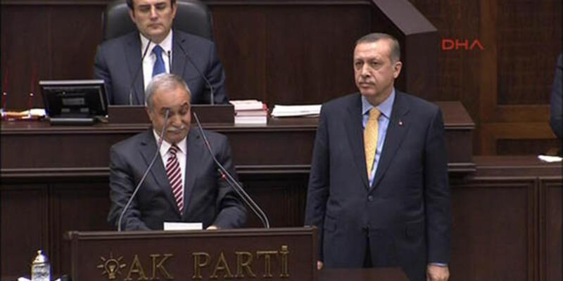 Erdoğan'dan Fakıbaba'ya özel takdim