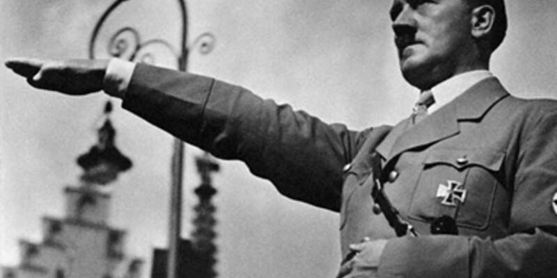 Hitler selamı veren Türklere gözaltı