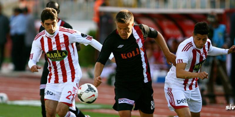 Gol düellosu Sivasspor'un!