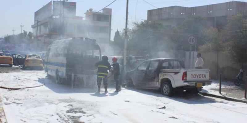 Musul'da bombalı saldırılar