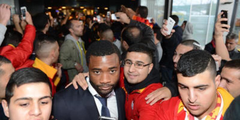 Galatasaray Kopenhag'da