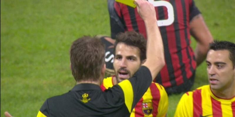 Milan - Barcelona: 1-1