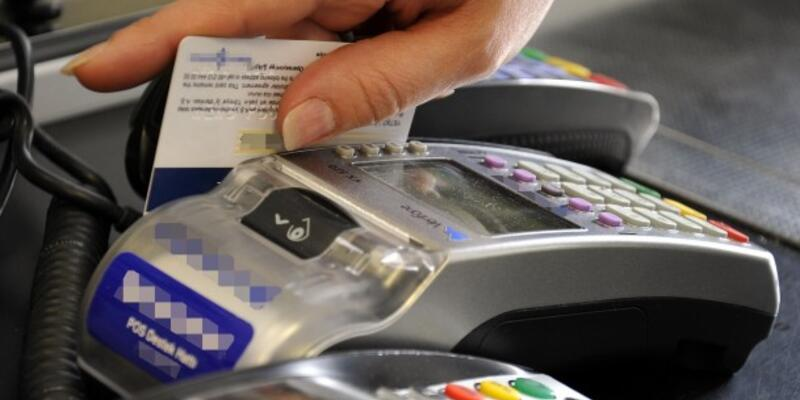 Kredi kartı sayısı 56,7 milyona yükseldi