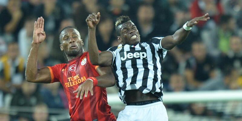 Juventus - Galatasaray: 2-2