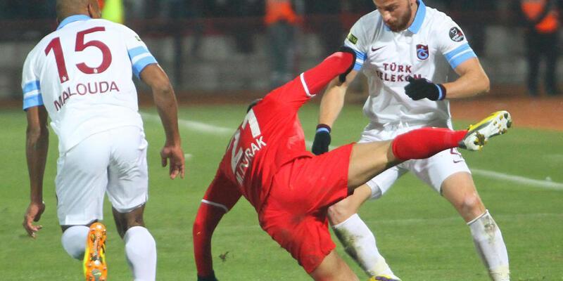 Gaziantepspor - Trabzonspor: 3-2