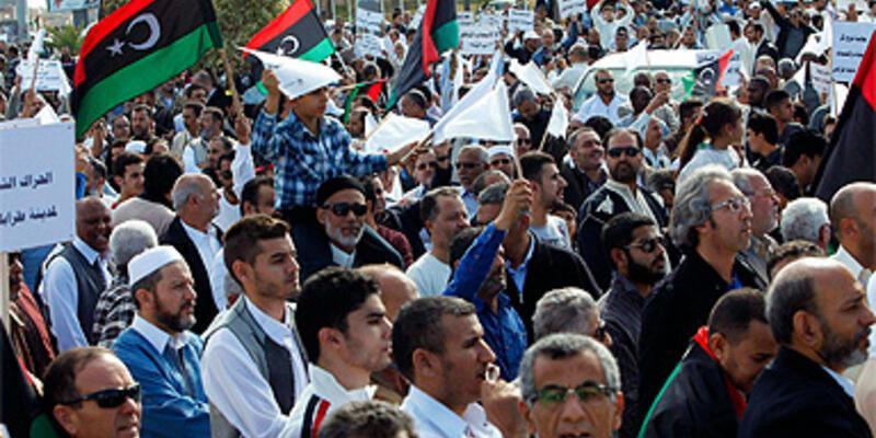 Libya'da olağanüstü hal