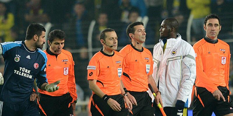 Mahmut Uslu: Bir golümüz iki penaltımız verilmedi