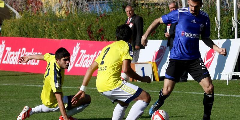 Kayseri Erciyesspor - Tarsus İdmanyurdu: 4-2