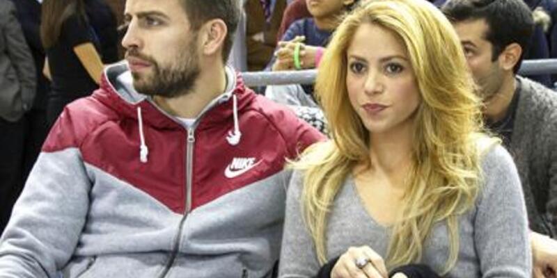 Shakira ve Pique Fenerbahçe maçında ortaya çıktı