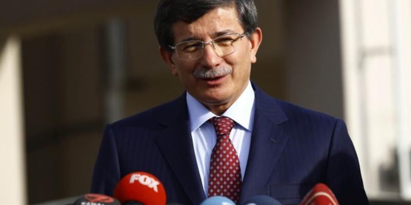 Davutoğlu, Kuveyt Emiri ile görüştü