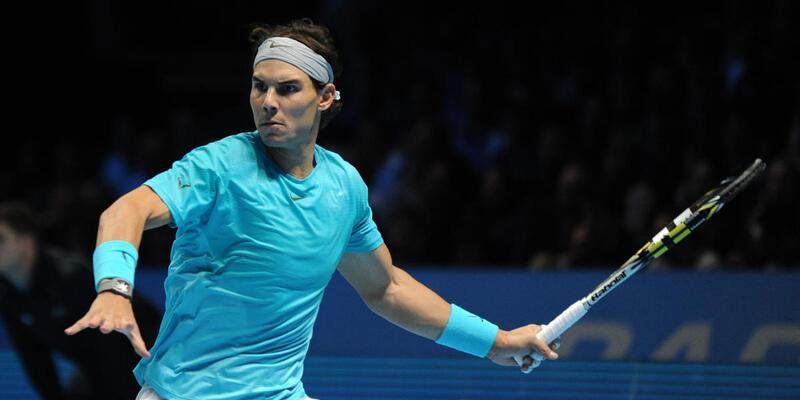 Nadal Federer'i devirdi
