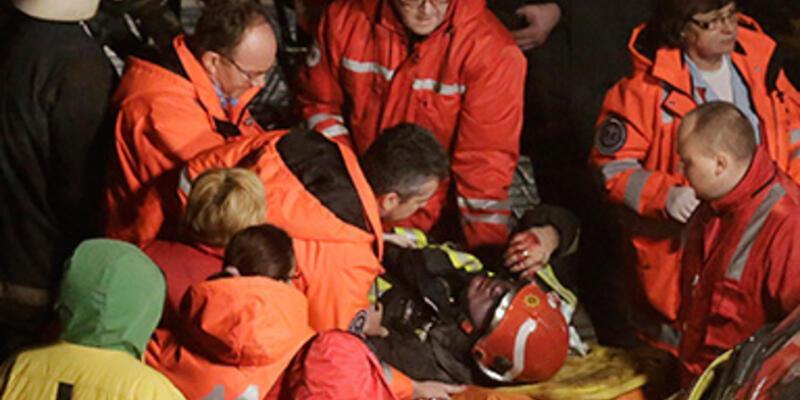 Letonya'da süpermarketin çatısı çöktü: 35 ölü