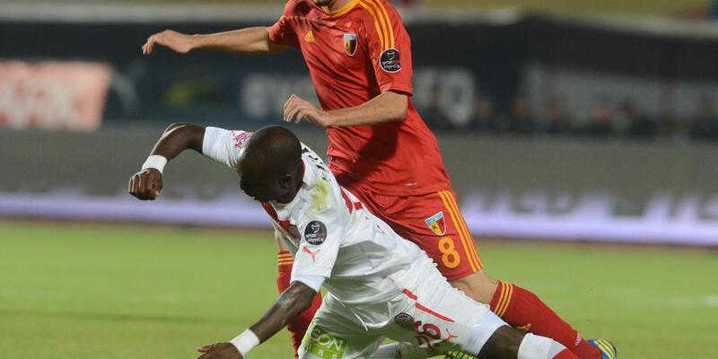 MP Antalyaspor - Kayserispor: 2-2