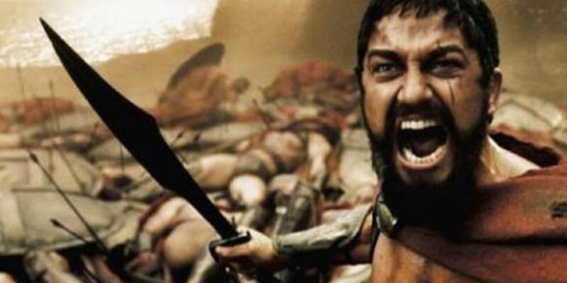 300 Spartalı 2'nin yemenileri Gaziantep'ten