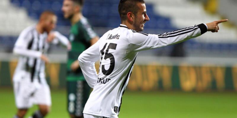 Beşiktaş - Torku Konyaspor: 3-1