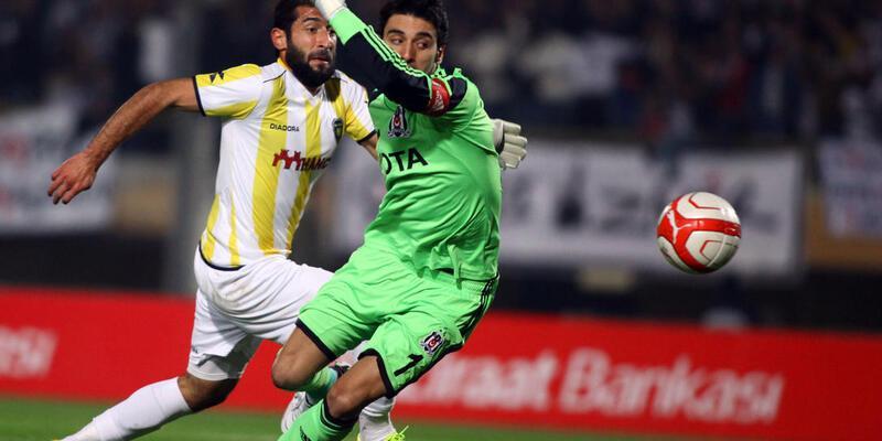 Bucaspor - Beşiktaş: 2-1