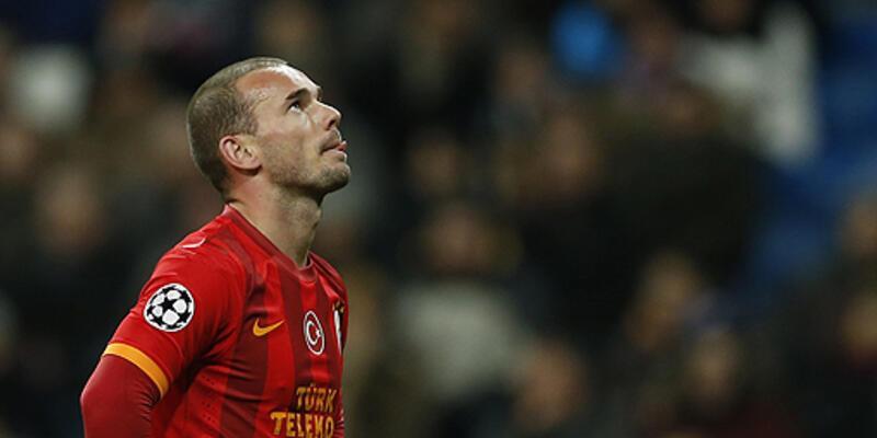 ManU'da Sneijder iddiası