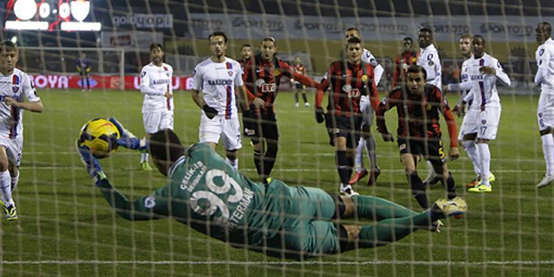 Süper Lig'de 16 futbolcu maç kaçırmadı