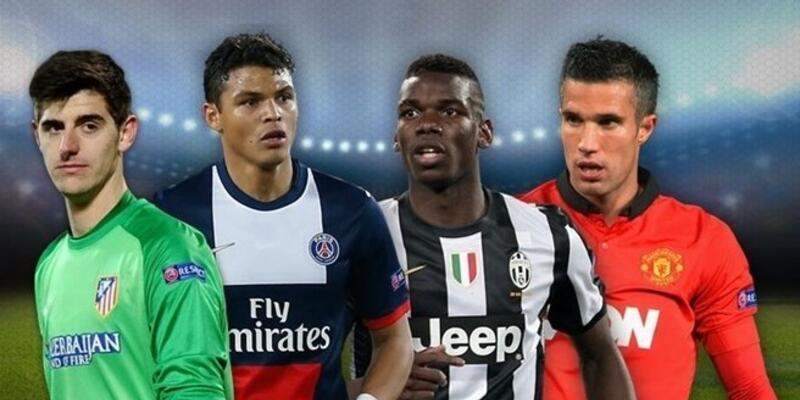 UEFA Yılın 11'i oylaması başladı