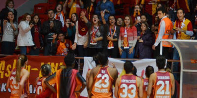Galatasaray Odeabank yerini korudu