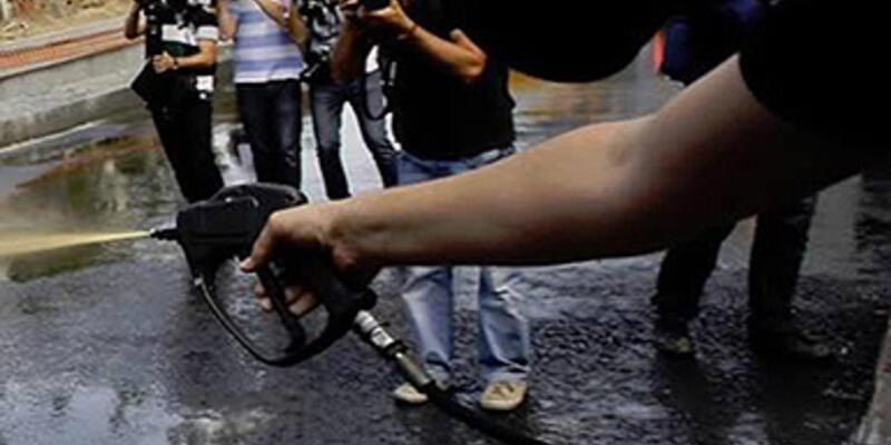 Antalya'da Gezi eylemi tutuklaması