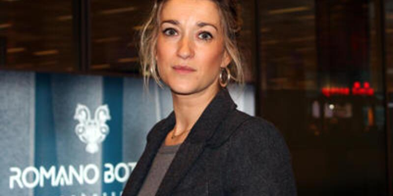 Laure Favre-Kahn, İstanbul'a geldi
