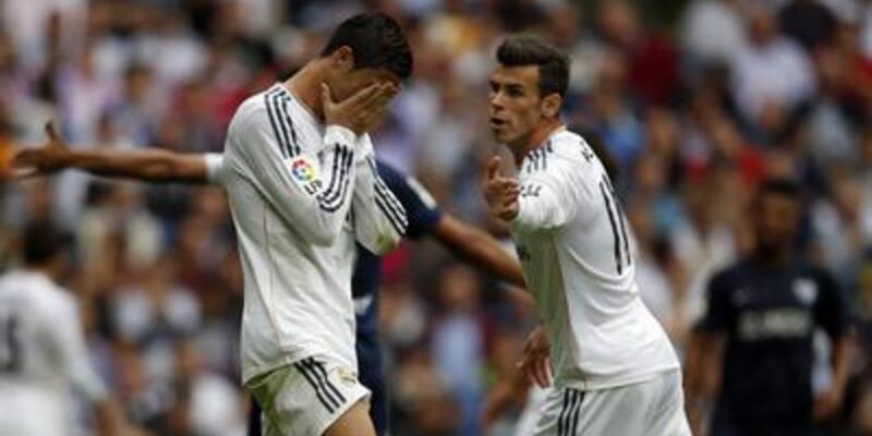 Ronaldo'dan Bale'e tam destek