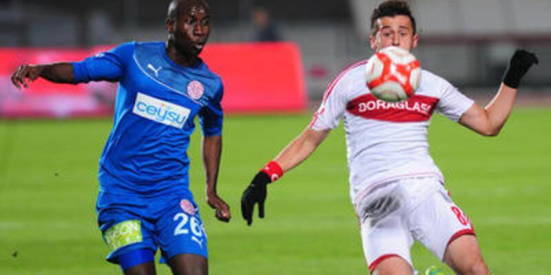MP Antalyaspor - Çankırıspor: 4-2