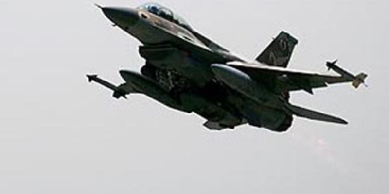 F-16'lar yine Rus uçağı için havalandı