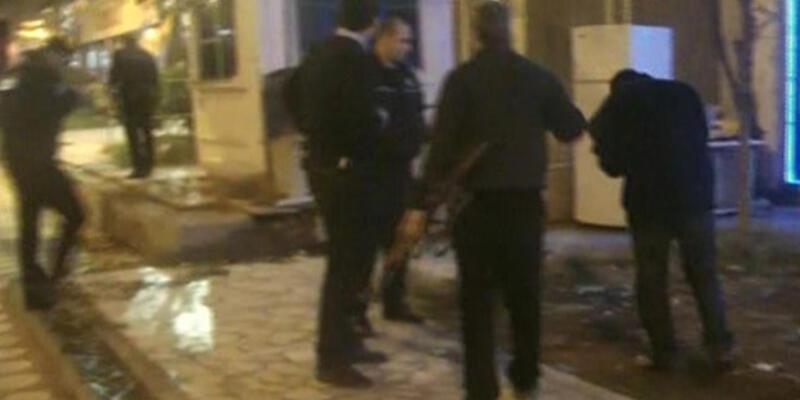 AK Parti Diyarbakır İl Başkanlığı'na bomba