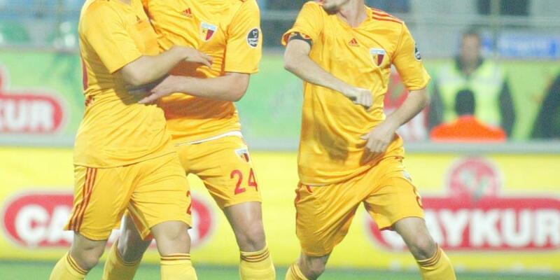 Çaykur Rizespor 0-2 Kayserispor