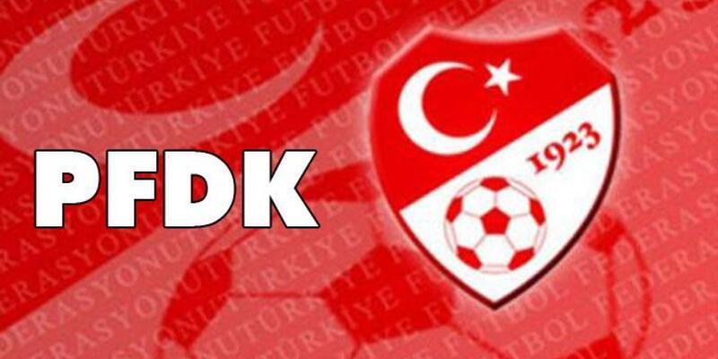 Galatasaray ve Trabzonspor'a ceza