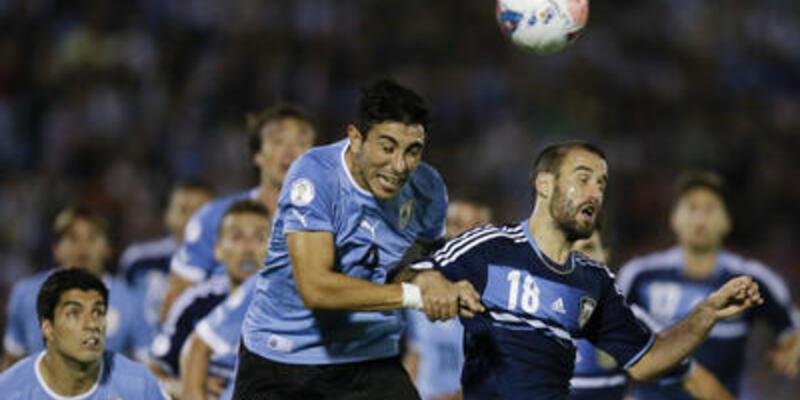 Uruguay kamp için Türkiye'ye geliyor