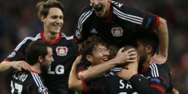 Bayer Leverkusen - Shakhtar Donetsk: 4-0