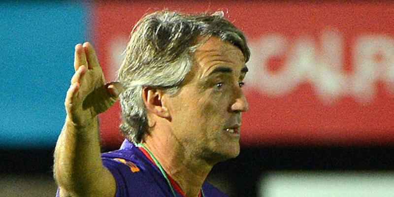 Mancini işbaşı yaptı bile
