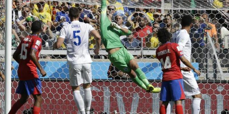 Dünya Kupası: Kosta Rika - İngiltere : 0-0