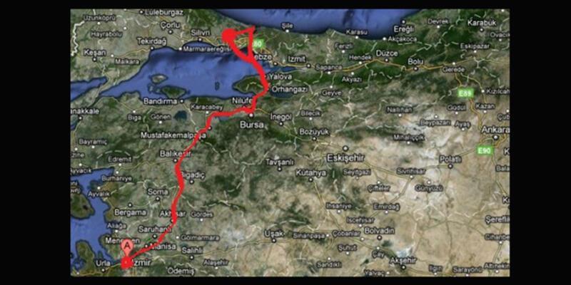 İstanbul - İzmir arası 3.5 saat!