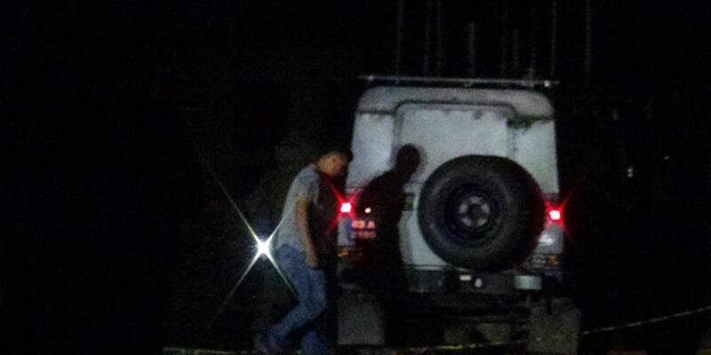 Şanlıurfa'da Suriye plakalı araçta bomba düzeneği!