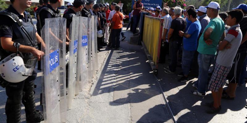 Şişecam'da 5 bin 800 işçi grevde