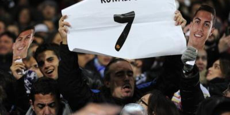 Sanal alemin kralı Ronaldo