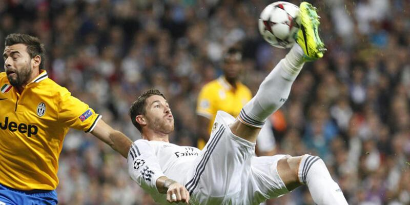 Real Madrid - Juventus: 2-1