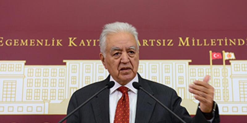 """Loğoğlu: """"Devletin görevi vatandaşın canını almak değil"""""""