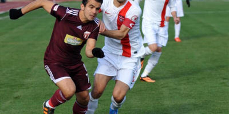İnegölspor - Gaziantepspor: 3-2