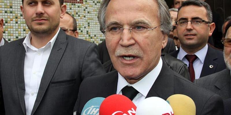 Mehmet Ali Şahin'den Haşim Kılıç'a yanıt